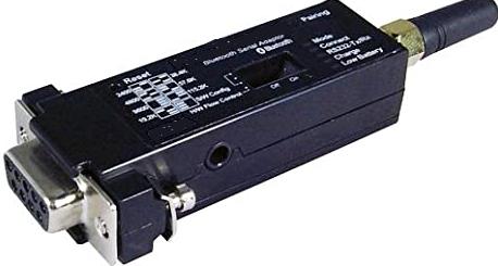 Adattatore Bluetooth Seriale RS232 classe 1
